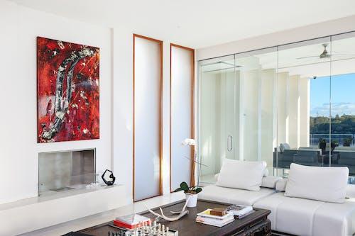 Immagine gratuita di accogliente, appartamento, architettura, articoli di vetro