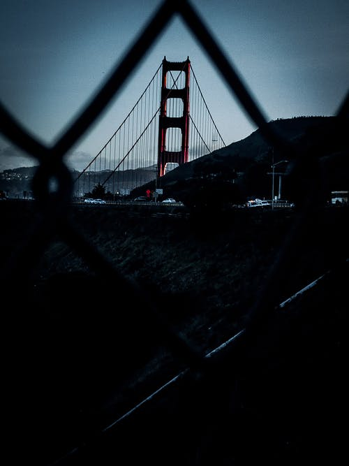 Kostenloses Stock Foto zu architektur, brücke, golden gate, golden gate bridge
