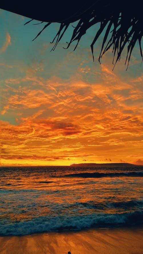 Ảnh lưu trữ miễn phí về bãi biển, bãi biển hoàng hôn, bãi biển indonesia, bãi biển phía trước