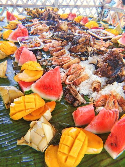 Foto profissional grátis de aperitivo, Asiático, comida asiática, comida de festa