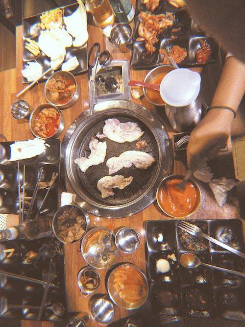 Foto profissional grátis de comida asiática, comida coreana, cozinha asiática