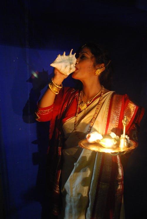 Безкоштовне стокове фото на тему «assam, індійська дівчина, індійський фестиваль, азіатська жінка»