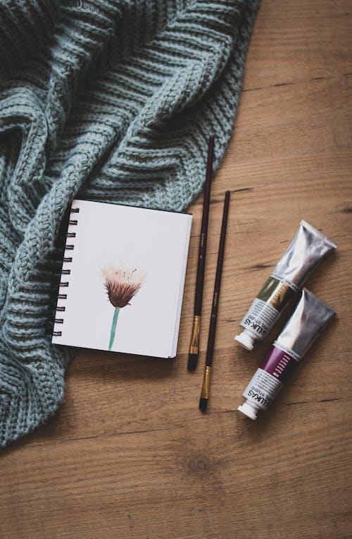 그림, 그림 물감, 나무, 다채로운의 무료 스톡 사진