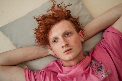 Fotobanka sbezplatnými fotkami na tému červenovlasý chlap, chlap, chlapec, ryšavé vlasy