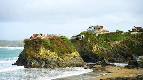 Gratis lagerfoto af bolig, bro, hav, havudsigt