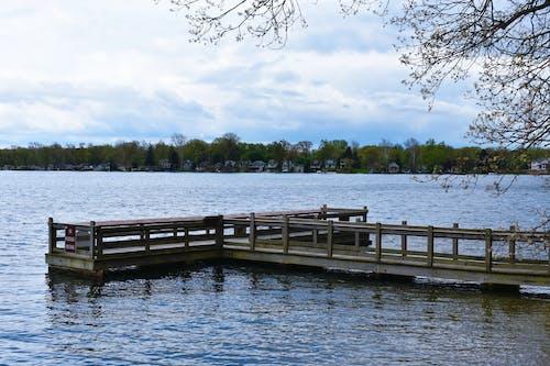 Gratis stockfoto met dok, h2o, lake dock, meer