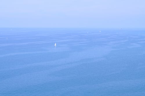 Free stock photo of lake, lake michigan, sail, sail boat