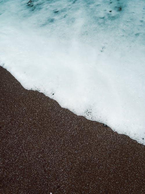 Foto d'estoc gratuïta de aigua, Escuma de mar, mar, oceà