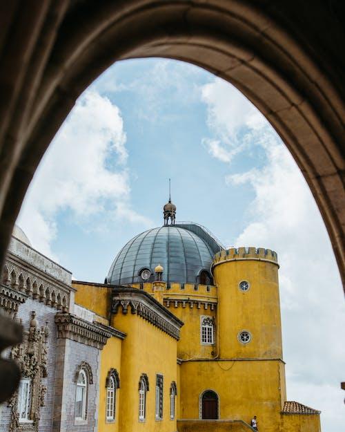 Δωρεάν στοκ φωτογραφιών με αρχαίος, αρχιτεκτονική, αρχιτεκτονικό σχέδιο, αψίδα