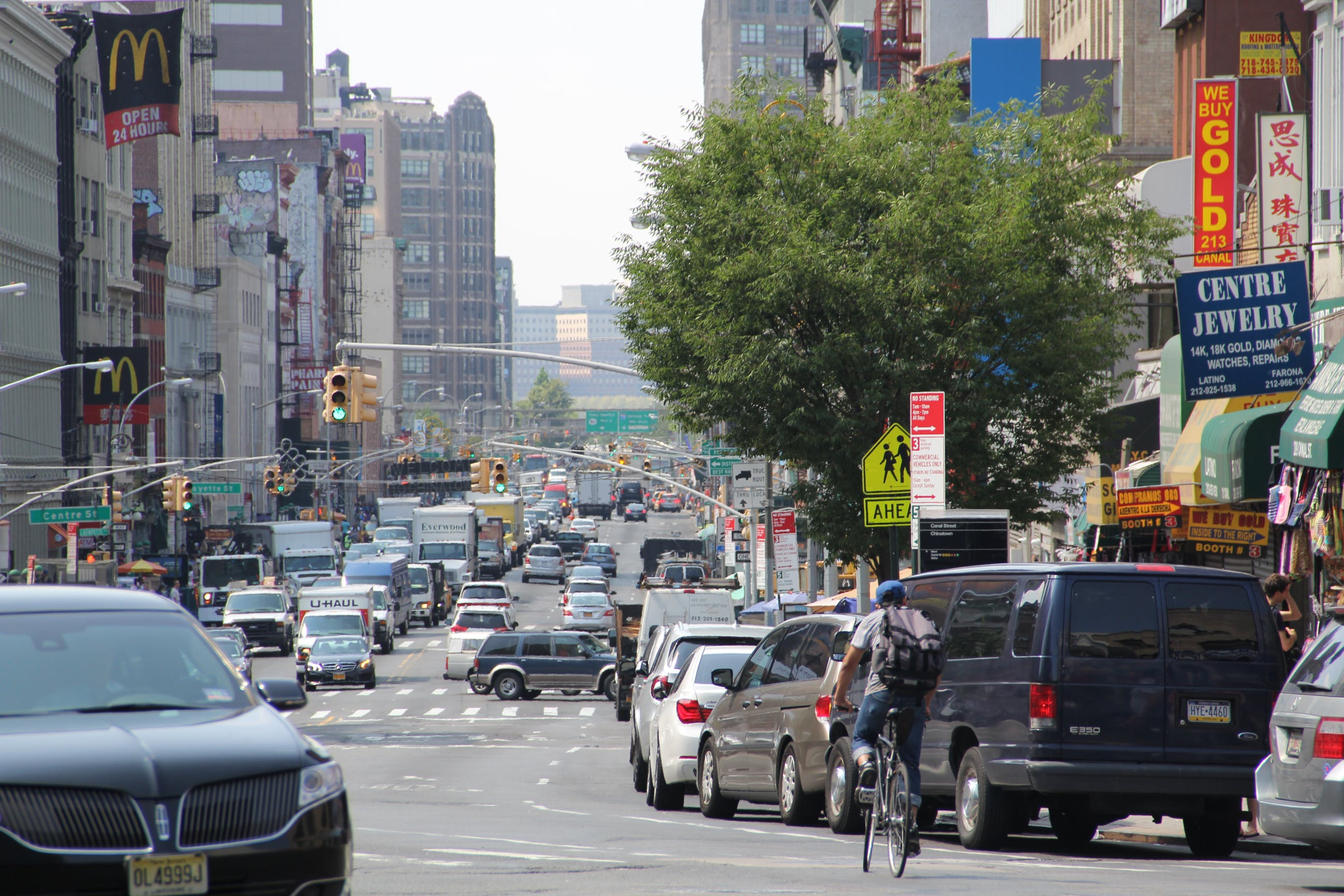 Free stock photo of city view, new york city, Sunny day in a city