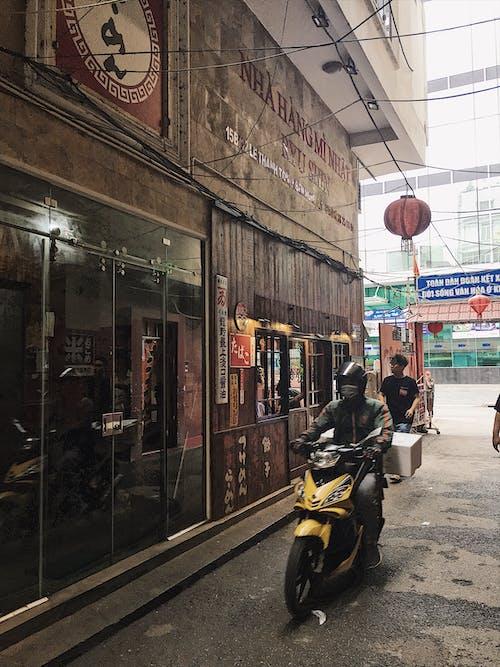 Základová fotografie zdarma na téma moto, saigon, ulice, Vietnam