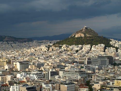 Ilmainen kuvapankkikuva tunnisteilla Ateena, kaupunkimaisema, kaupunkimäki, Kreikka