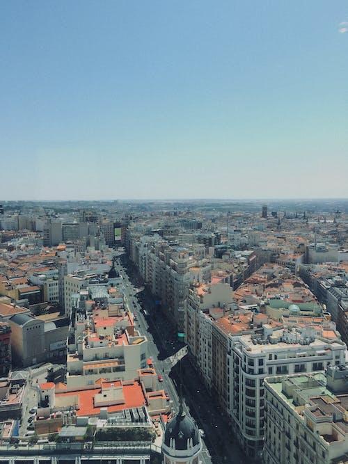 市中心, 馬德里 的 免費圖庫相片