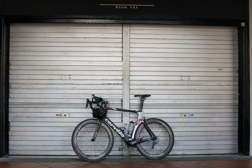 Gratis arkivbilde med motorsykkel, sykkel
