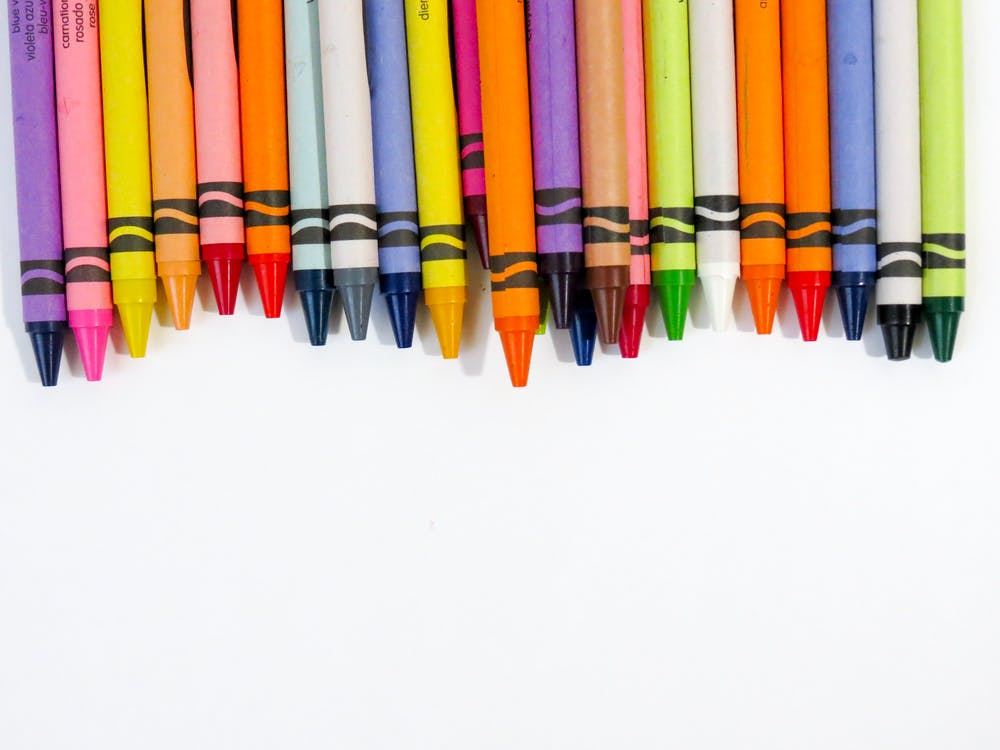 Crayon Lot