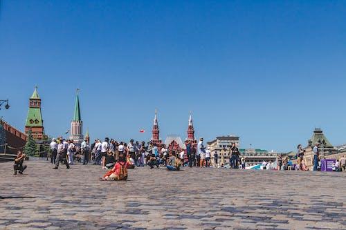 中央, 人, 俄國, 俄語 的 免费素材照片