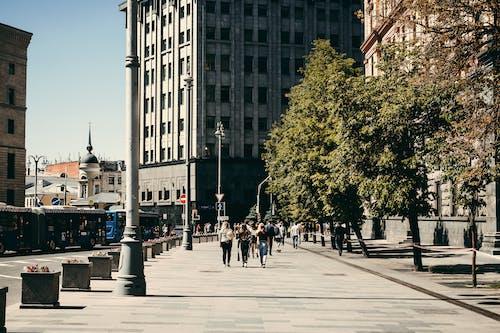 俄國, 城市, 城鎮, 市中心 的 免费素材照片