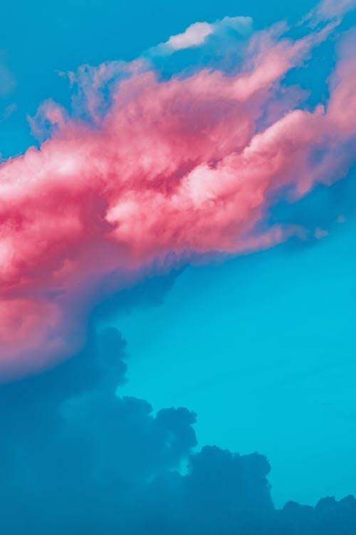 Darmowe zdjęcie z galerii z chmury, natura, niebo