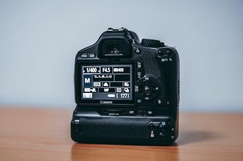 Δωρεάν στοκ φωτογραφιών με canon, απεικόνιση, διάφραγμα, εξοπλισμός