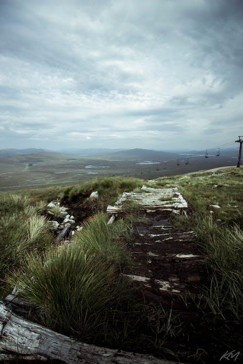 どろどろ, スキーリフト, スコットランド, スコットランド人の無料の写真素材