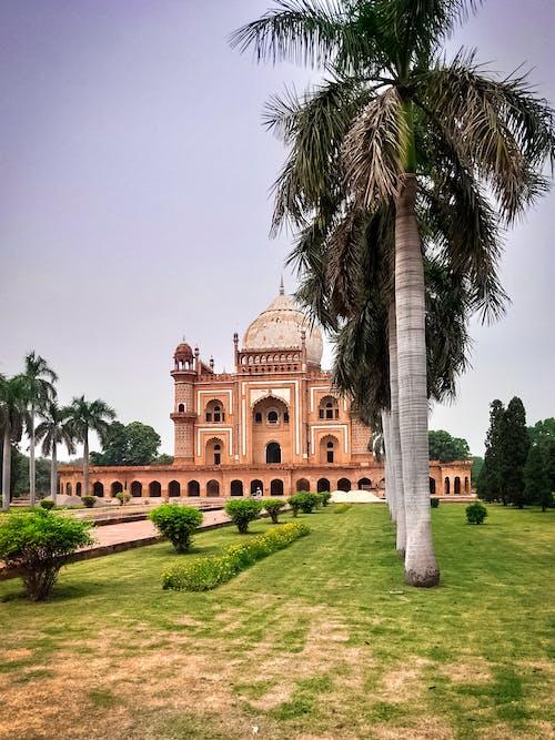 Architectural Design Of A Mausoleum