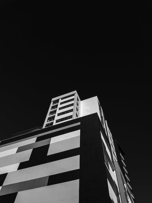 Ingyenes stockfotó alacsony szögű felvétel, építészet, építmény, épület témában