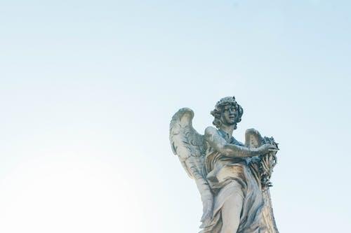 Foto profissional grátis de arte, estátua, Itália, lazio