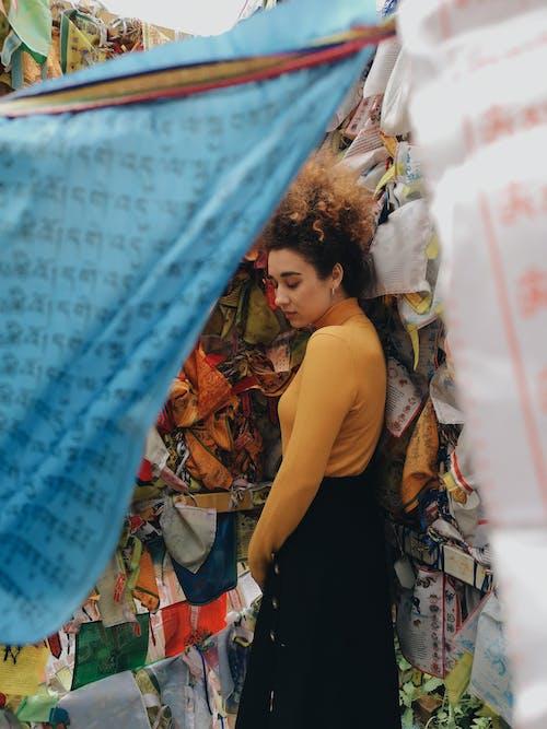 aşındırmak, Kadın, kişi, moda içeren Ücretsiz stok fotoğraf
