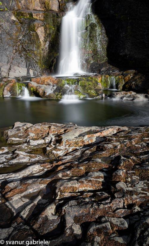 Ilmainen kuvapankkikuva tunnisteilla islanti, vesiputous