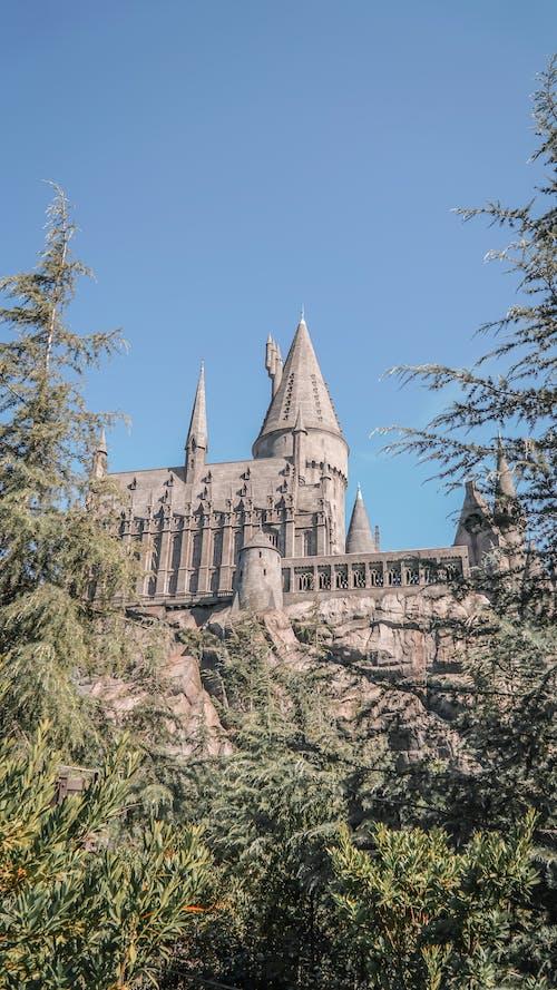 主題公園, 哈利波特, 哈利波特世界, 城堡 的 免费素材照片