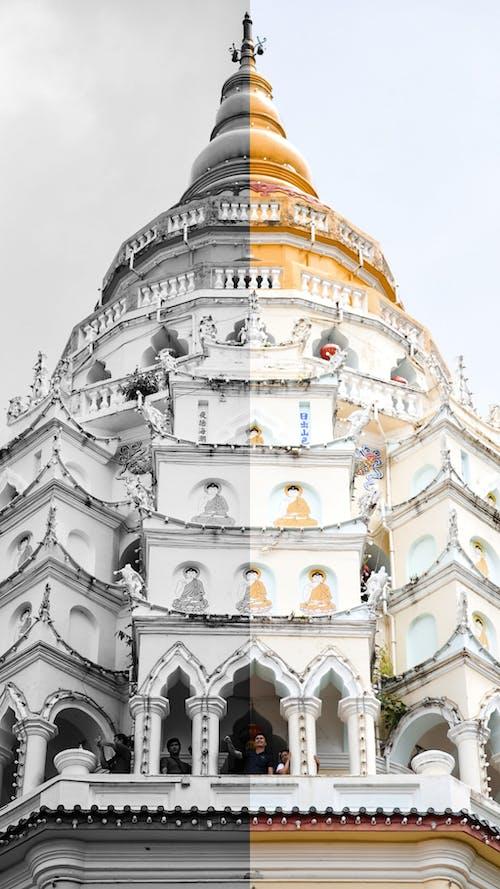 Free stock photo of kek loksi temple, Malaysia, penang