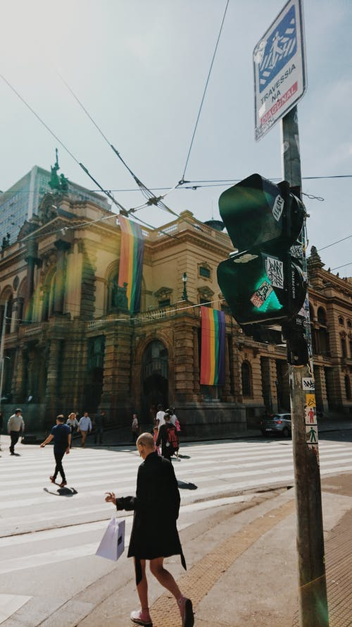 Δωρεάν στοκ φωτογραφιών με Gay Pride, pridefestival, streetwear, Άνθρωποι