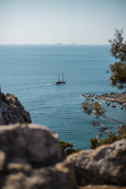 Free stock photo of adventure, amazing, blue, boat