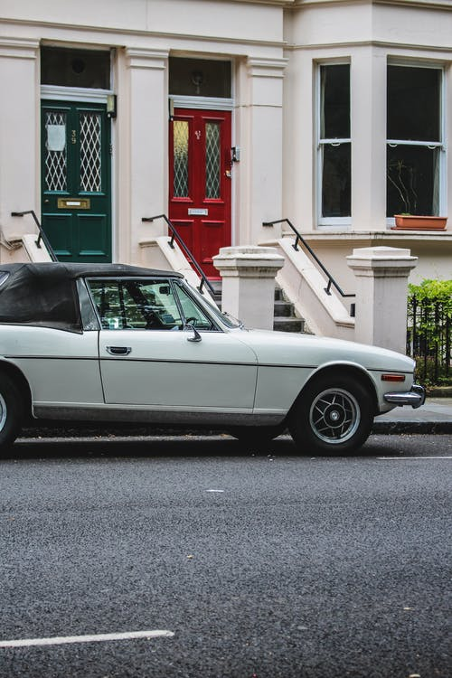 Free stock photo of car, london, oldtimer