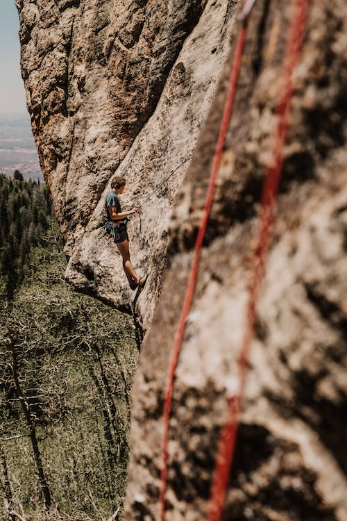Free stock photo of #climbing #adventure #outdoors #mountains #landscape #beauty #pexel #person #outside