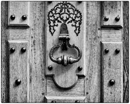 Free stock photo of door-knob, doorway, fujifilm, paris