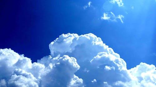 夏天, 雲, 雷雨云 的 免费素材照片
