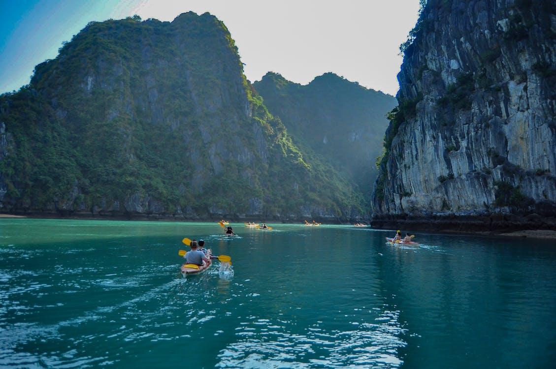 Photo Of People On Kayaks