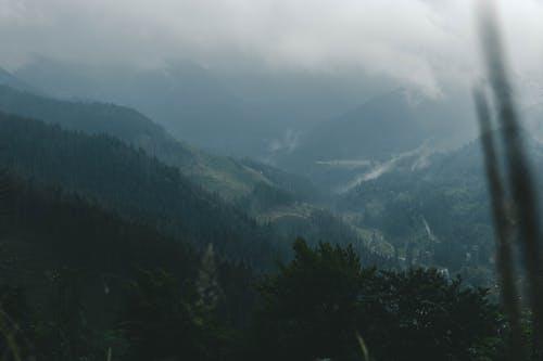 マウンテンビュー, ムーディー, 山, 山岳の無料の写真素材