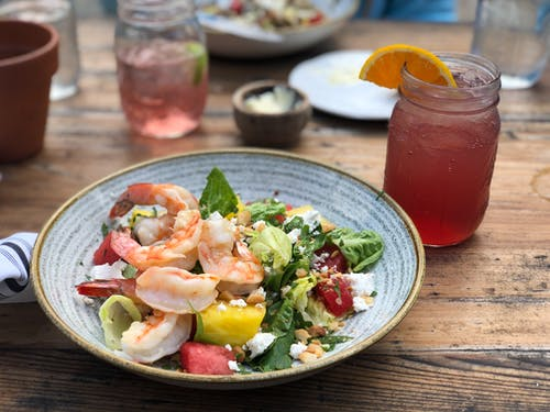Free stock photo of food, fresh salad, healthy