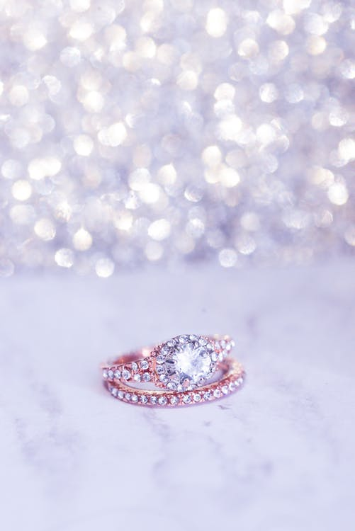 Close-Up Photo Of Ring