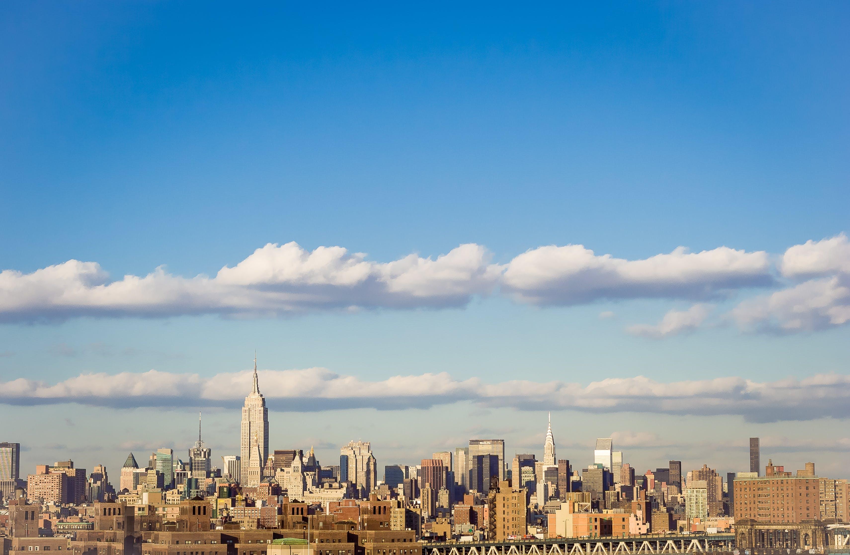 Kostnadsfri bild av arkitektur, byggnader, dagsljus, Empire State Building
