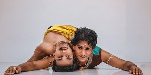 Ingyenes stockfotó indiai táncos, kortárs tánc, kortárs táncos, tánc témában