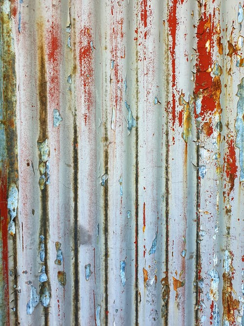 Free stock photo of old paint, paint, steel
