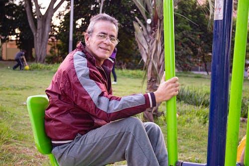 Imagine de stoc gratuită din bărbați, bătrân, bunăstare, exerciții
