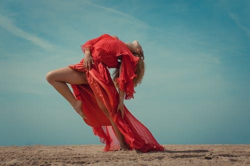 Fotos de stock gratuitas de de moda, Desierto, Moda, mujer