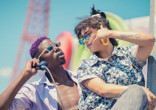 Fotos de stock gratuitas de bonita, desgaste, Gafas de sol, gente