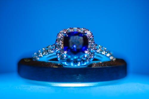 Δωρεάν στοκ φωτογραφιών με γαμήλια τελετή, δαχτυλίδι, μεγάλος, μπλε