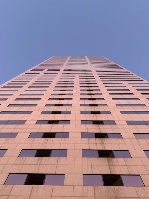 Free stock photo of aesthetics, building exterior, geometric, geometric pattern