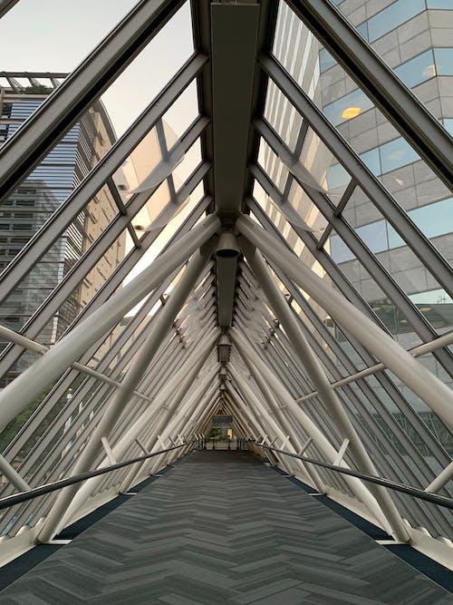 Free stock photo of aesthetics, geometric, Portland, triangular